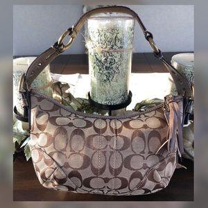 COACH Mini Hobo Shoulder Bag ✨